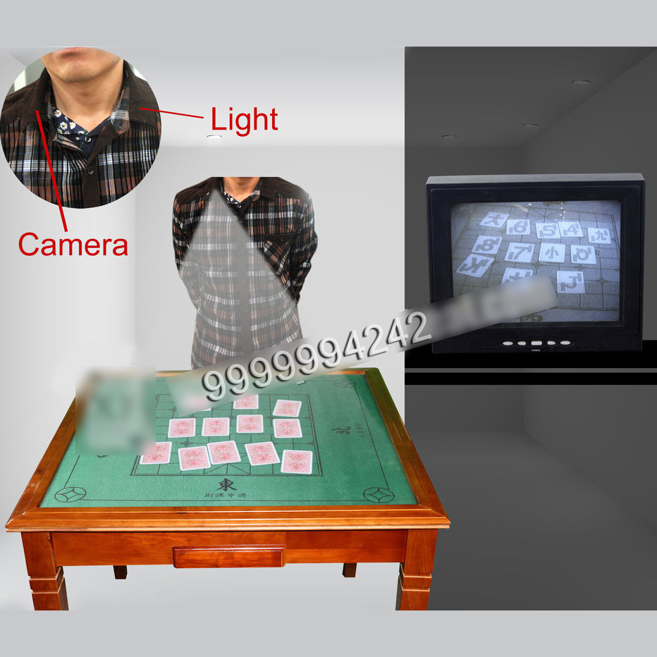 Shop Online Playing Cards Cheating Device