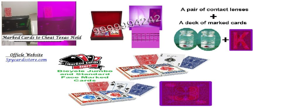 Cheating Playing Cards Goa