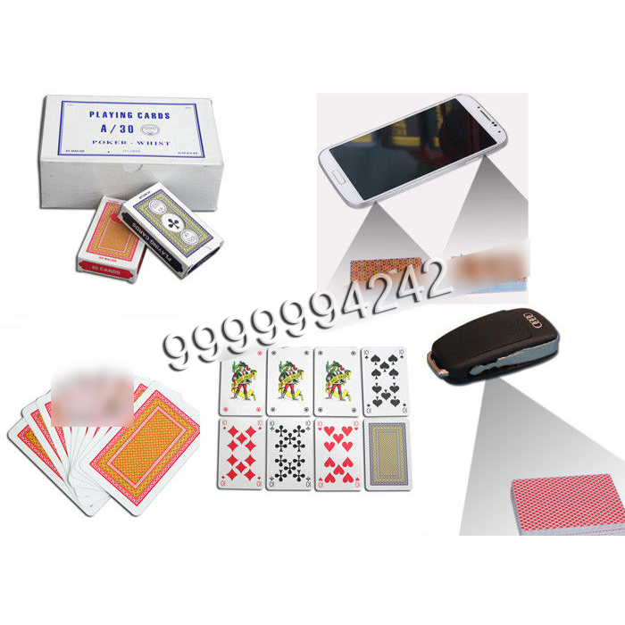 Playing Cards Cheating Software