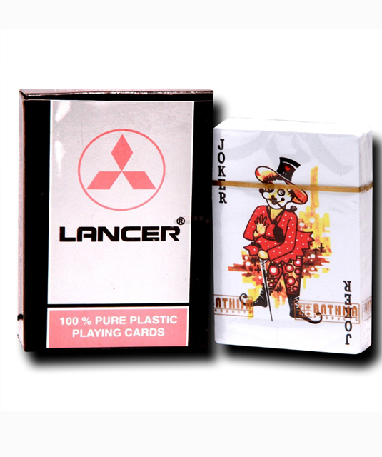 Lancer Marked Playing Cards