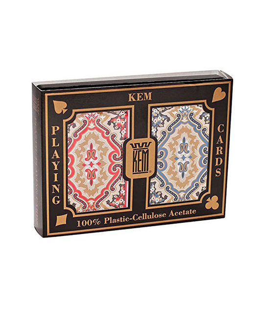 Kem Marked Playing Cards